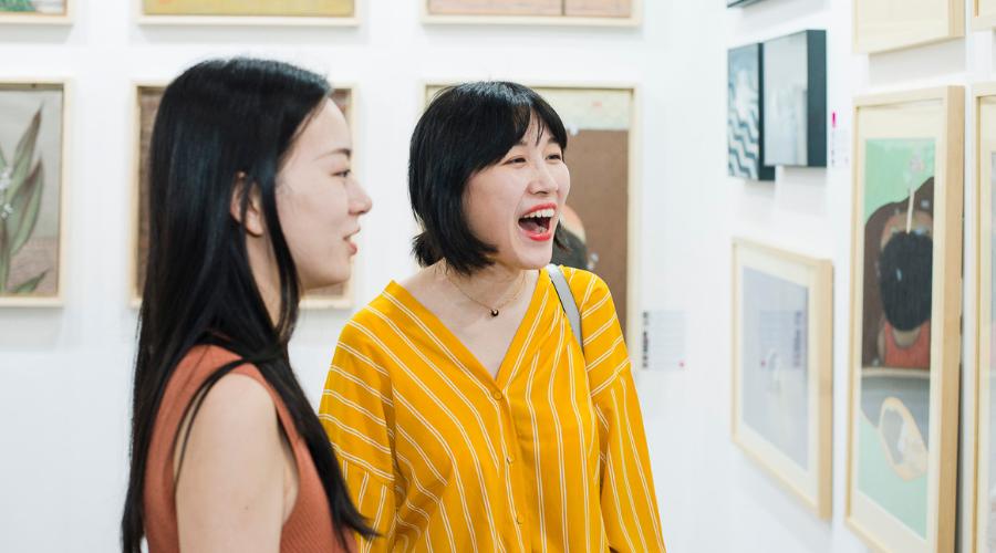 Tips before visiting an art fair