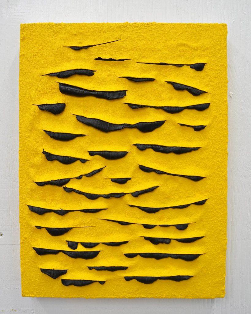 Lucas Biagini, Bee, 2019, oil, original, £800, Stella Ripley