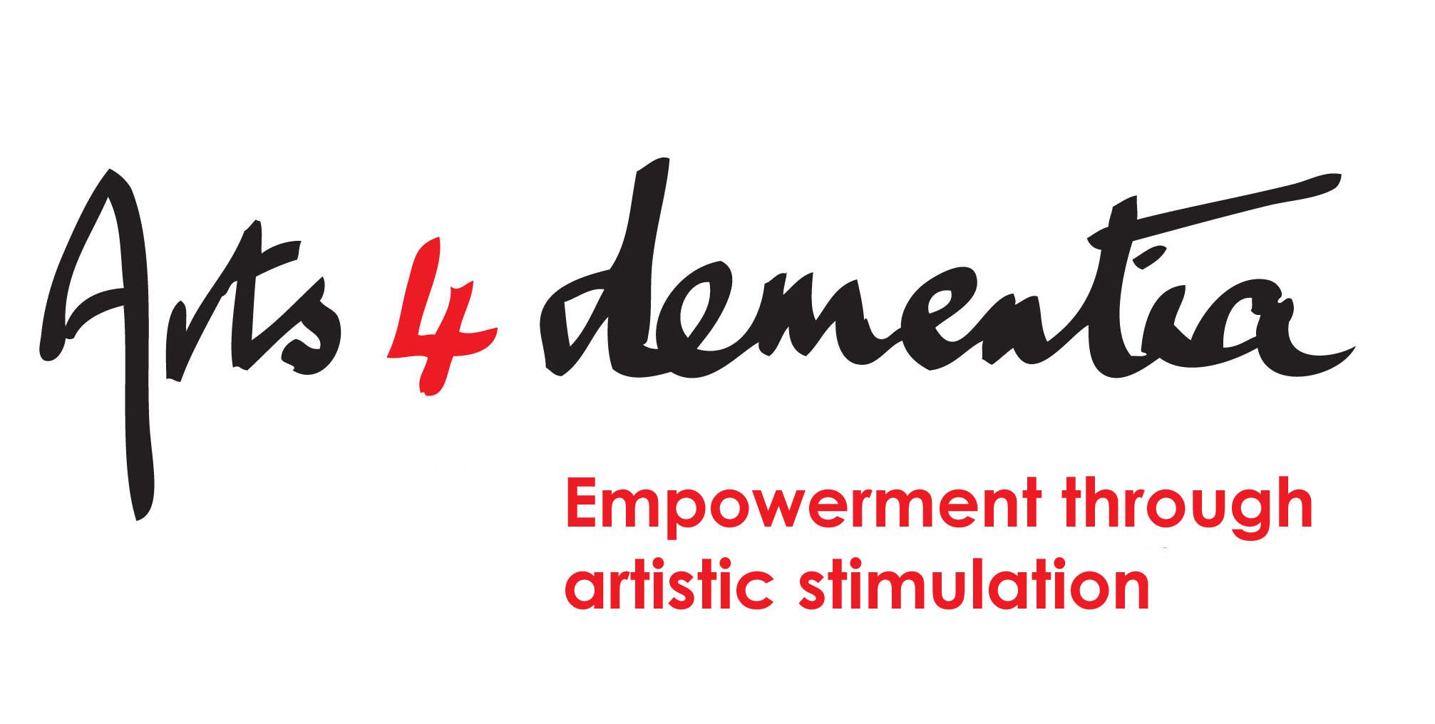 Arts4Dementia Logo