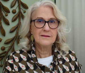 Carol Caiger, Director and Owner of Caiger Art