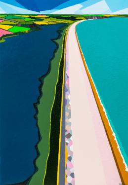 Paul Jackson, Slapton Sands