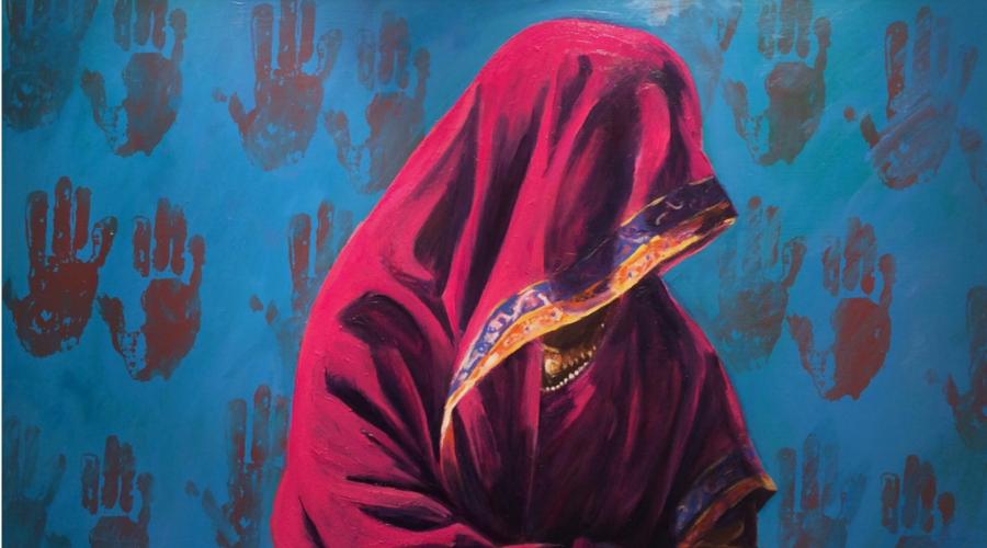 Meet the artist: Natasha Kumar