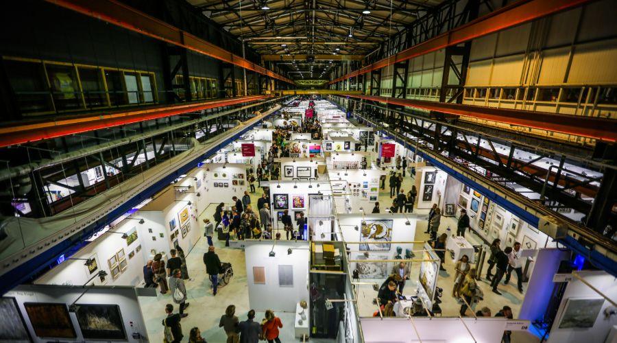 New galleries: Affordable Art Fair Amsterdam 2021