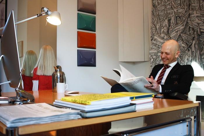 MEET THE COLLECTOR: RENE S. SPIEGELBERGER